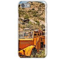 Mack and Reo and the Gang iPhone Case/Skin