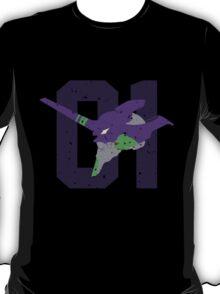 Eva 01 Silhouette T-Shirt