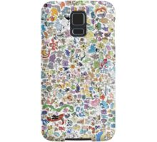 pokemons Samsung Galaxy Case/Skin
