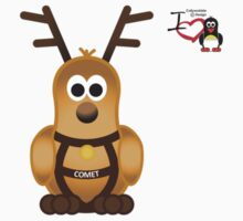 Christmas Penguin - Comet by jimcwood