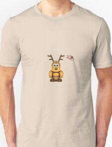 Christmas Penguin - Comet Unisex T-Shirt
