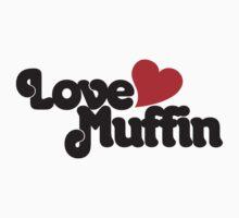 Love Muffin Kids Tee