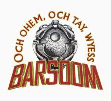 Och Ohem, Och Tay, Wyees Barsoom by GeekyNerfherder