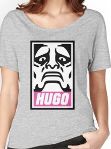 Hugo's Number One Women's Relaxed Fit T-Shirt