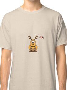 Christmas Penguin - Dasher Classic T-Shirt