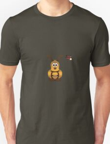 Christmas Penguin - Dasher Unisex T-Shirt