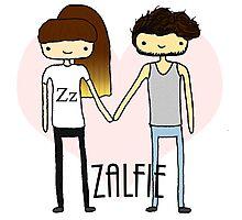 Zalfie- OTP Photographic Print