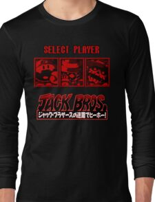 Please Select Your Jack Bros. Long Sleeve T-Shirt
