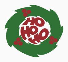 Ho ho ho merry christmas by Boogiemonst
