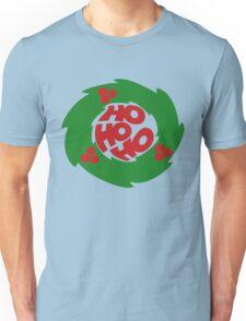 Ho ho ho merry christmas Unisex T-Shirt