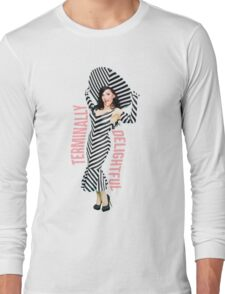 BENDELACREME - TERMINALLY DELIGHTFUL Long Sleeve T-Shirt