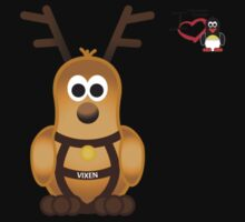 Christmas Penguin - Vixen Kids Clothes