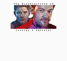 The Misadventures of Crowley & Squirrel Men's Baseball ¾ T-Shirt