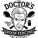SPOON FENCING ACADEMY by girardin27