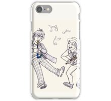 The Doctors Jamming iPhone Case/Skin
