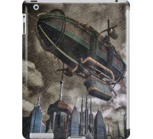 Steampunk Airship 2 iPad Case/Skin