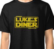 Stars Hollow: Luke's Diner (Yellow) Classic T-Shirt