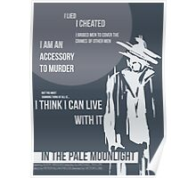 In the Pale Moonlight Poster