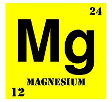 Magnesium by kwg2200
