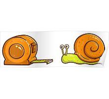 Snail Mate Poster