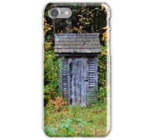 The Out House I iPhone Case/Skin