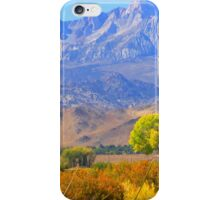 There Is Peace In The Valley iPhone Case/Skin