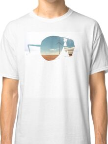 Windmill in the Sun. Classic T-Shirt