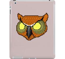 Hotline Miami rasmus owl mask iPad Case/Skin