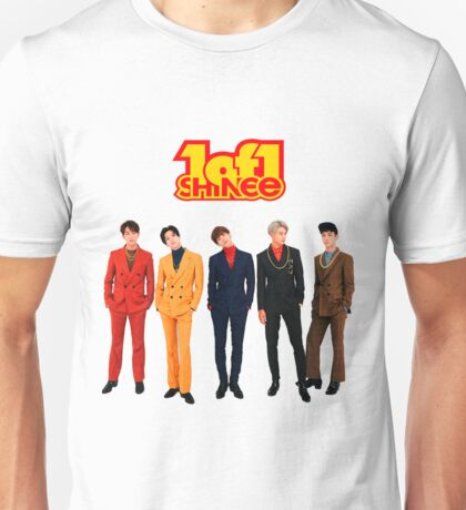 SHINee 1of1 Unisex T-Shirt