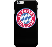 Bayern Munich football club  iPhone Case/Skin