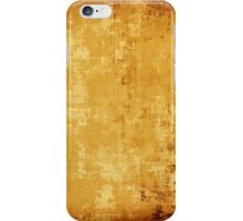 Orange Dream;  Vintage Old School Series iPhone Case/Skin