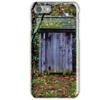 The Out House III iPhone Case/Skin