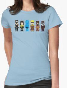 8-Bit Super Heroes 4: The Watch Guys T-Shirt