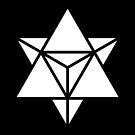 Star tetrahedron by Technohippy