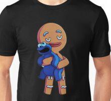 Villains need love - Cookie monster Unisex T-Shirt