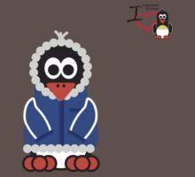 Christmas Penguin - Kid Kids Clothes