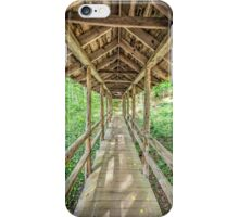 Forest Journey iPhone Case/Skin