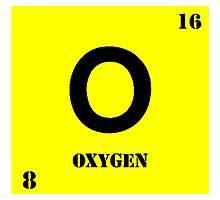 Oxygen by kwg2200