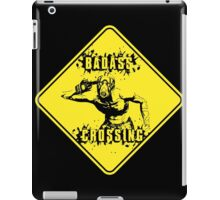 Badass Crossing iPad Case/Skin