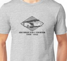 U.S. Navy - Grumman F3F-1 Fighter Unisex T-Shirt