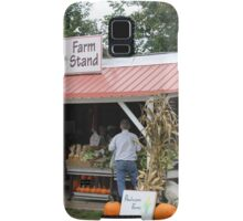 Farm Stand Samsung Galaxy Case/Skin
