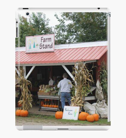 Farm Stand iPad Case/Skin