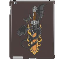 Toothless & Sword Tat iPad Case/Skin