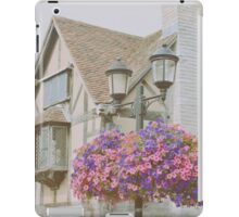 Shakespeare's Birth Place iPad Case/Skin