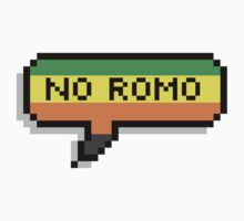 No Romo by prucanada