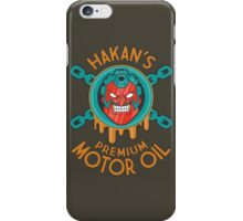 Hakan's Premium Motor Oil iPhone Case/Skin