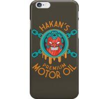 Hakan's Premium Motor Oil iPhone Case/Skin
