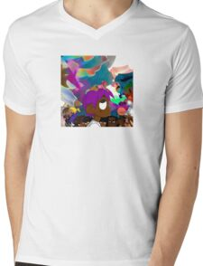 Lil Uzi Vert - Luv Is Rage Mens V-Neck T-Shirt