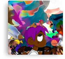 Lil Uzi Vert - Luv Is Rage Canvas Print