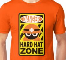 Safety First, Worker Mets! Unisex T-Shirt